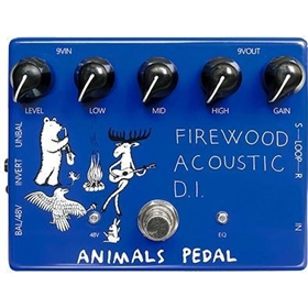 Animals Firewood Acoustic D.I.