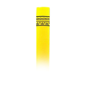 Grover Canary Yellow Rainstick