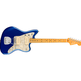 American Ultra Jazzmaster®, Maple Fingerboard, Cobra Blue