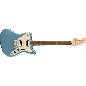 Paranormal Super-Sonic™, Laurel Fingerboard, Ice Blue Metallic